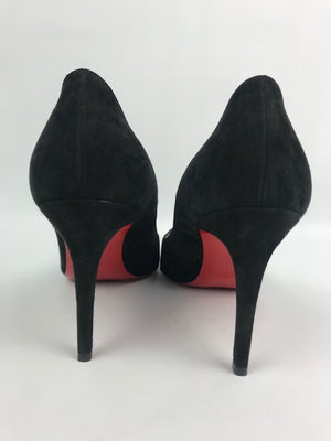 Brand New Christian Louboutin Pigalle Suede 41