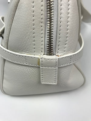 Christian Dior White Handbag