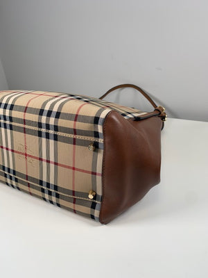 Brand New Burberry Canterbury Tote