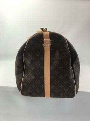 Louis Vuitton Keepall Bandouliere 55 Monogram