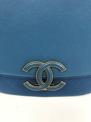 Brand New Chanel Coco Curve Messenger Bag
