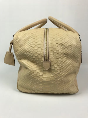 Mulberry Maisie Clipper Silky Snakeprint