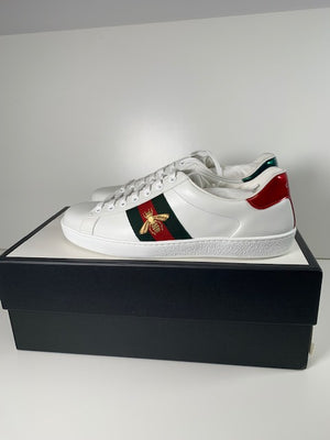 Brand New  Gucci Ace Bee Sneakers UK 8 (Runs large)