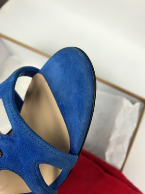 Brand New Christian Louboutin Amazoulo pumps 38
