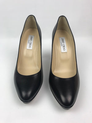 Jimmy Choo Aimee Black 39.5