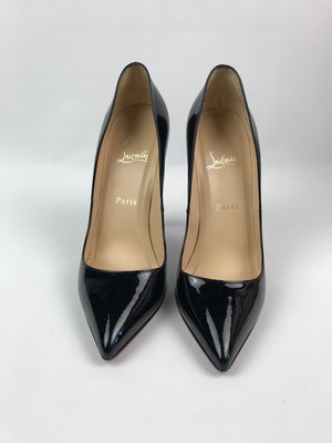 Christian Louboutin Pigalle Patent 39.5