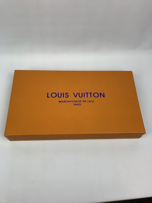 Rare Louis Vuitton Da Vinci Scarf / Shawl Brand New