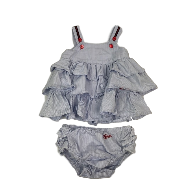 bc439b3e1e5 Baby Girls Gucci 2-Piece 3-6 Months - Love Luxe