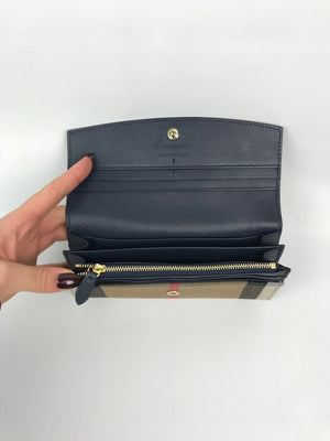 Brand New Burberry Continental Wallet Purse