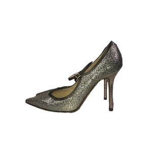 Jimmy Choo Glitter Pumps 37.5