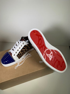 Brand New Christian Louboutin Louis Junior Sneakers 40.5