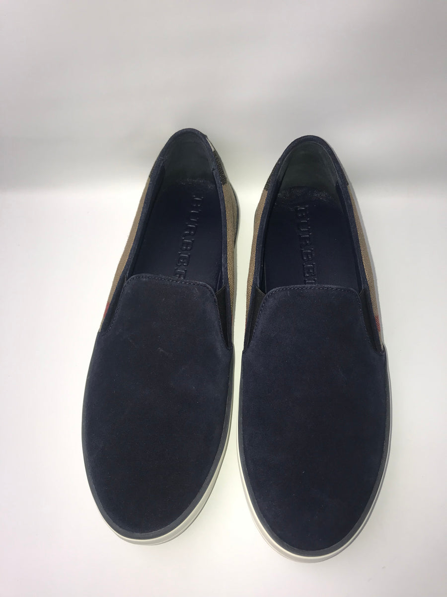 Brand New Burberry Gauden Slip On Sneaker 38