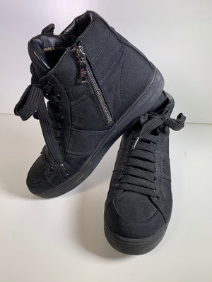 Prada Canvas Hightops 38