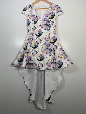 True Decadence Floral Dress Size 6 UK