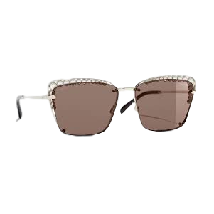 Chanel Pearl Sunglasses