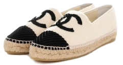 Brand New Chanel Wool Espadrille 40