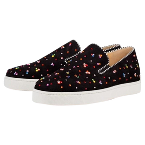 Brand New Christian Louboutin CLair De Lune Boat Shoe 41