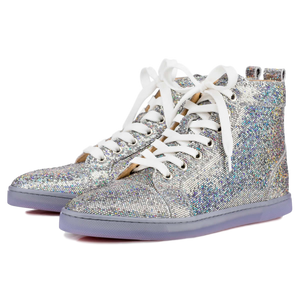 Christian Louboutin Bip Bip Disco Ball Sneakers 39