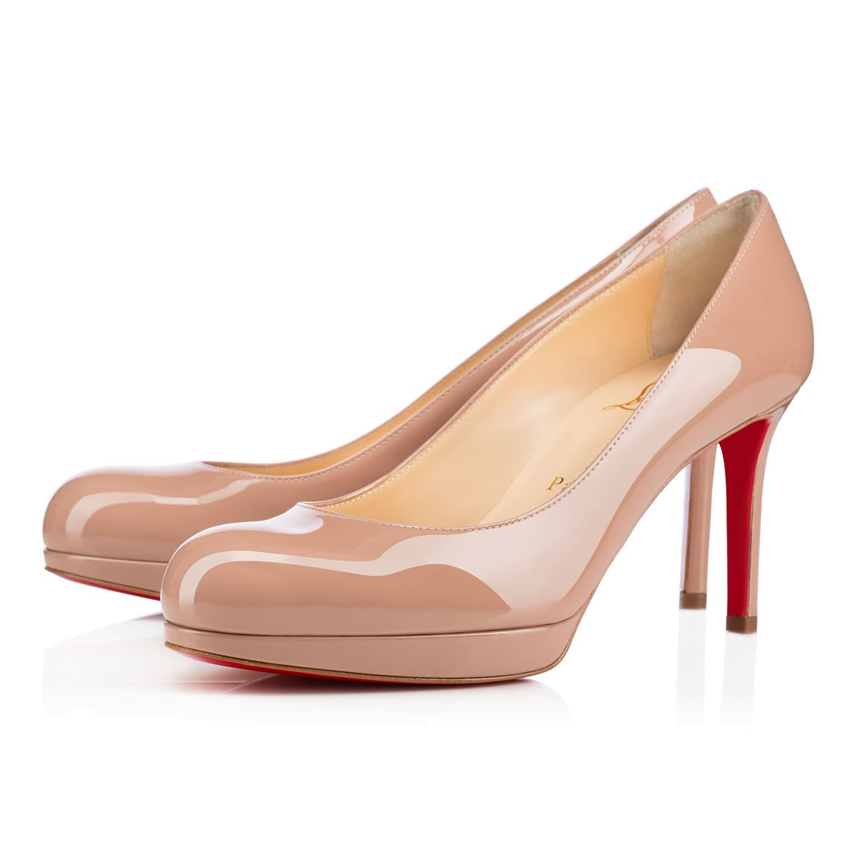 b020c81ef0ff Christian Louboutin Nude New Simple Pump 36 - Love Luxe
