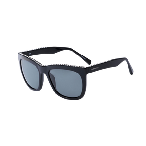 Givenchy Black Plastic Sunglasses