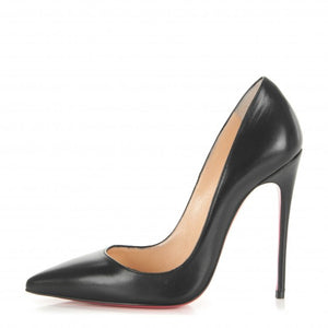 Brand New Louboutin So Kate Black Kid 36.5