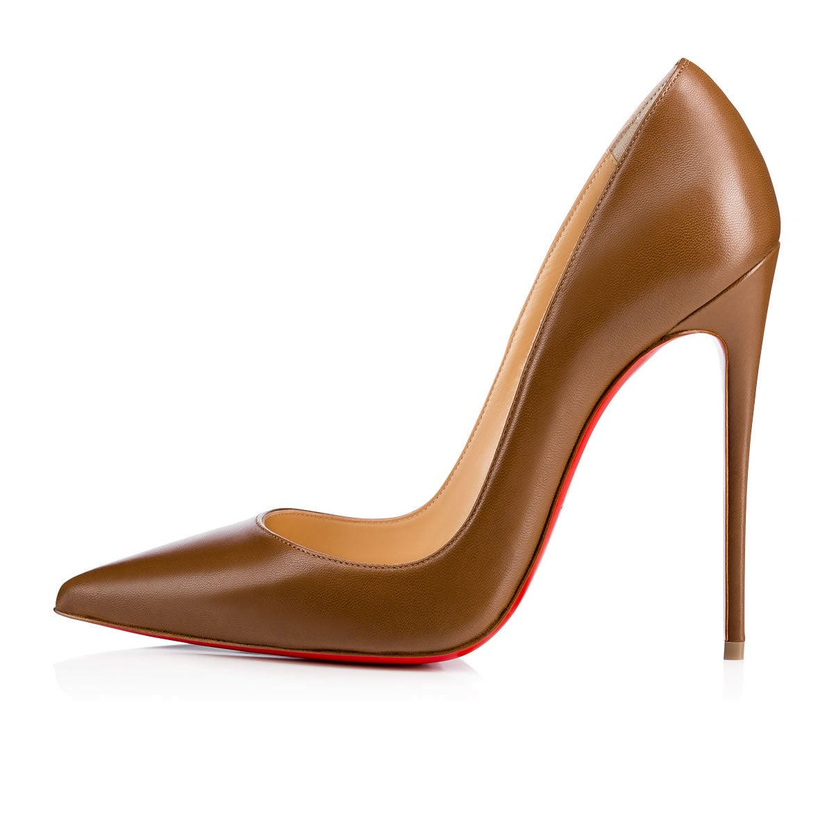 best authentic 07b25 058dc Brand New Christian Louboutin So Kate Tan Calf 37