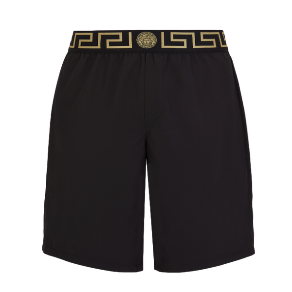 Brand New Versace Greek Medusa Swim Shorts Size 4 - UK 34