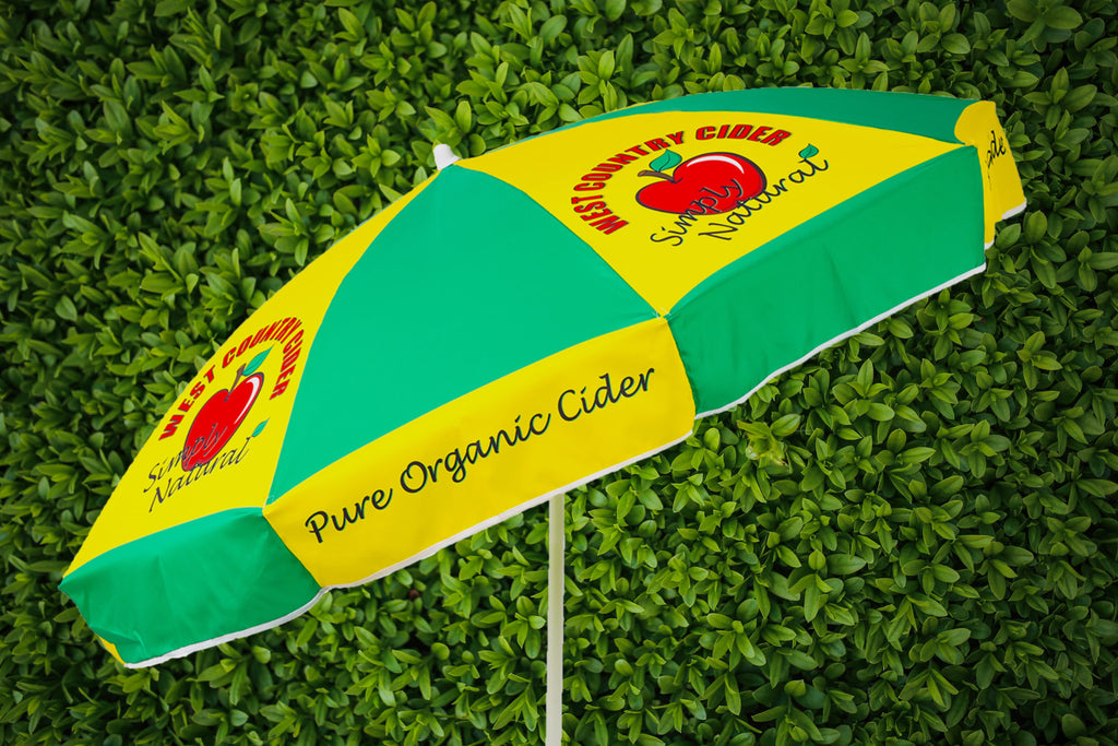Branded Pub Parasols - Perfect for any beer garden