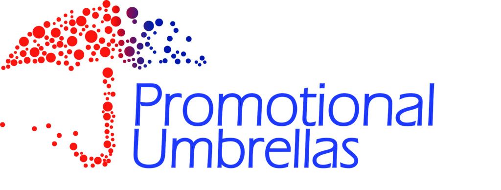 Unique Promotional Umbrellas - we offer that little bit more