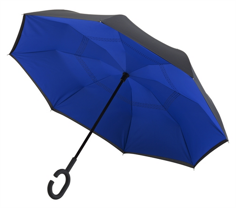 Promotional Upside Down Umbrella