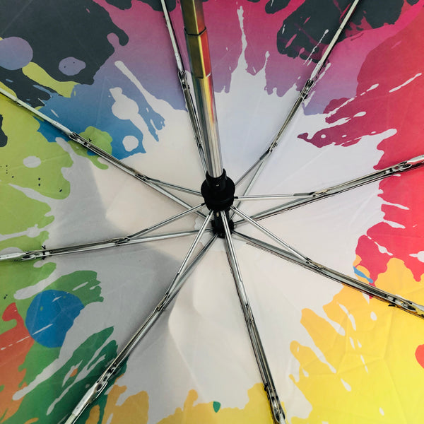 Atlantic Folding Deluxe Umbrella Inside View