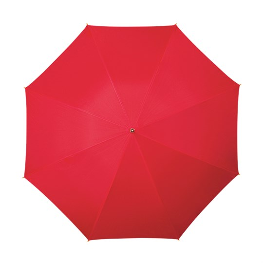 Auto City Classic Umbrella Top View