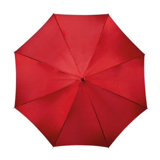 City Commuter Solid Umbrella Top View