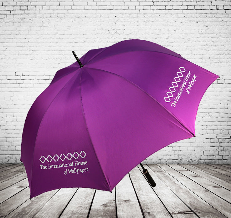 Bedford Golf Umbrella -Open