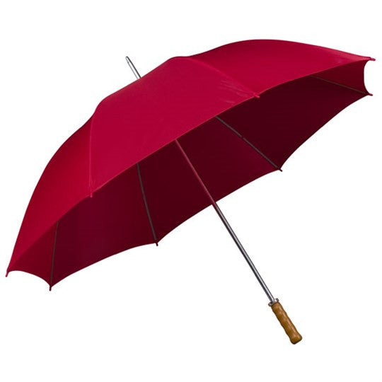 Budget Golf Umbrella - The cheapest promotional golf umbrella open
