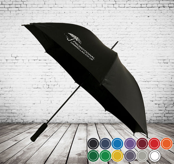 City Commuter Solid Umbrella