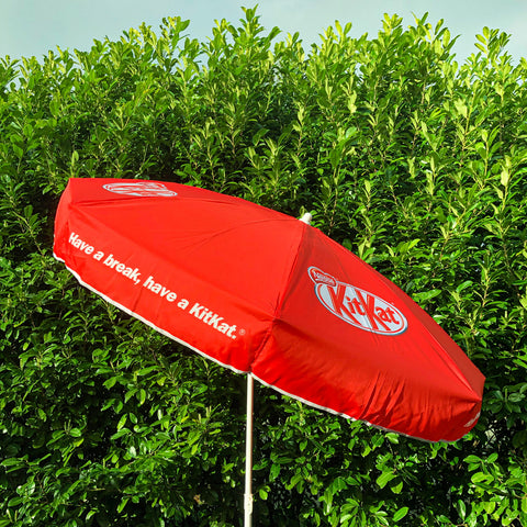 Branded Pub Parasols 1.6m  - AS LOW AS £29 EACH