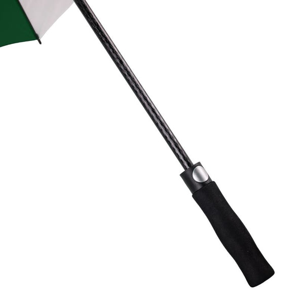 Cyclone Auto Vented Golf Umbrella - Handle and pole