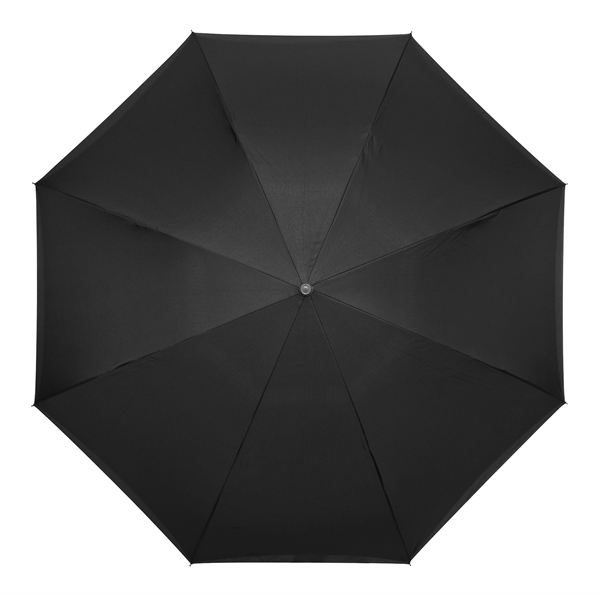 Inside Out Umbrella Top View