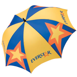 ProBrella Golf Umbrella - Highest quality UK made golf umbrella with bespoke colours all over