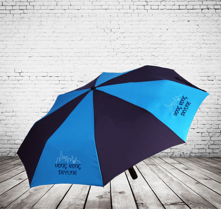 Promomatic Deluxe Folding Umbrella