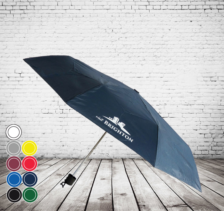 SuperMini Folding Umbrella - BUDGET CHOICE, GOOD FOR EVENTS - As low as £4.76 each