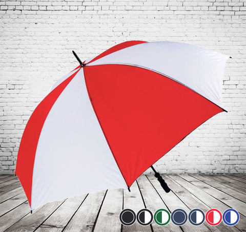 Susino Golf Fibre Light Umbrella- CHEAPEST STORMPROOF - As low as £7.10 each