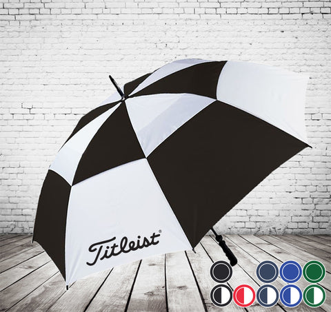 Susino Golf Fibre Light Vented Umbrella- CHEAPEST VENTED STORMPROOF Promotional Umbrellas - As low as £8.10 each Printed & Delivered