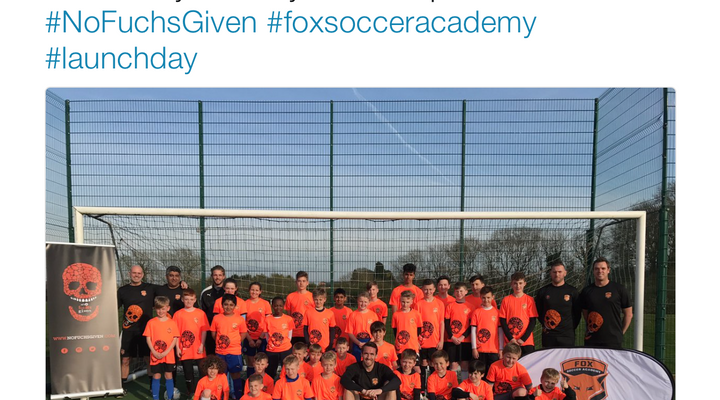 Fox Soccer Academy goes #NoFuchsGiven