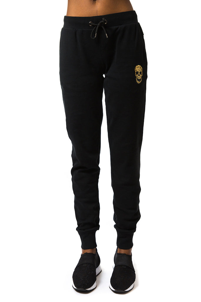 Ladies Fitted Sweat Pants