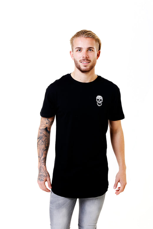 Mens Essential Black T-Shirt