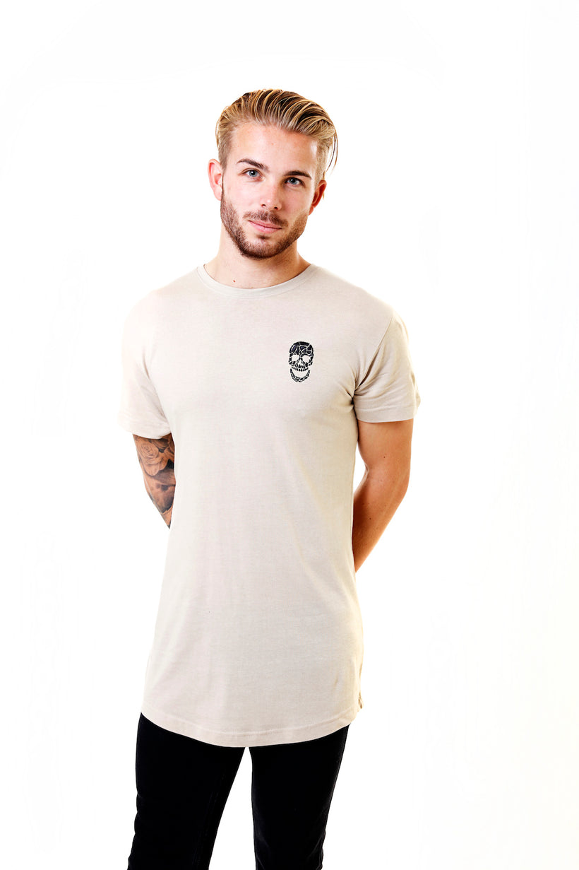 Mens Essential Sand T-Shirt