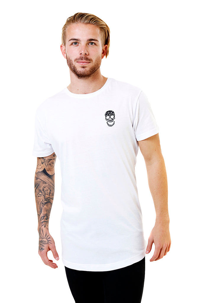 Mens Essential White T-Shirt