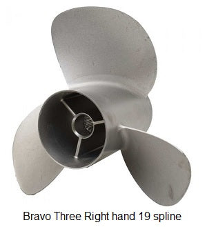 Bravo Three special offer propellers